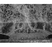Water falling Photographic Print