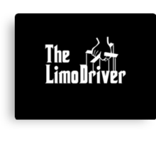 The Limo Driver Canvas Print