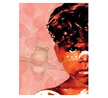 Earthly Faces Photographic Print