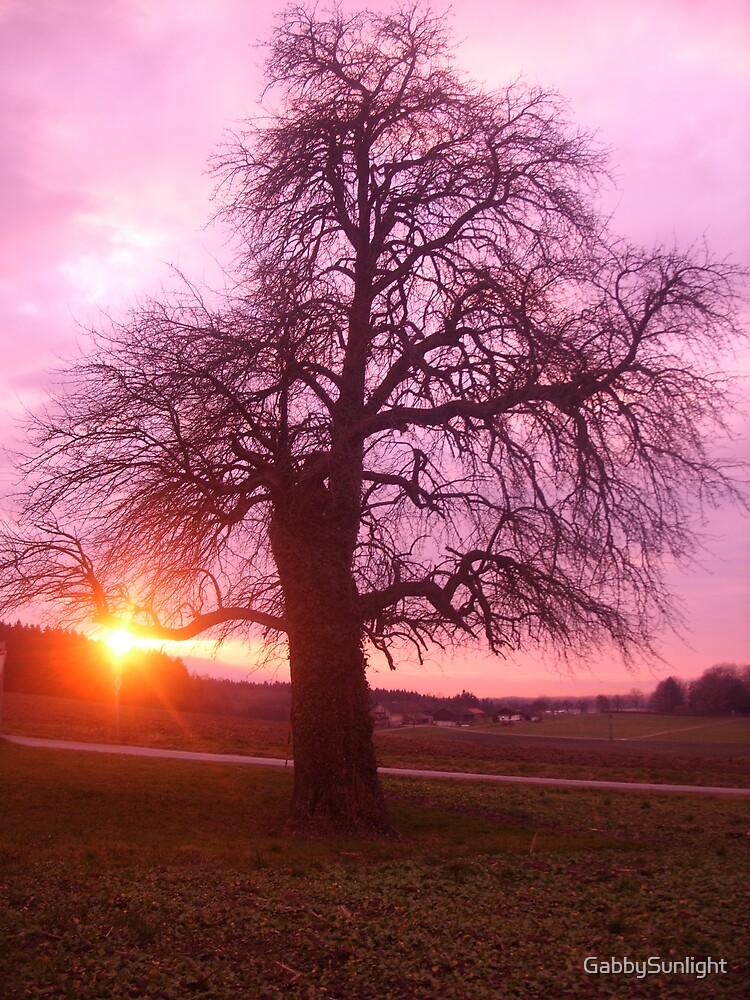 The Tree by GabbySunlight