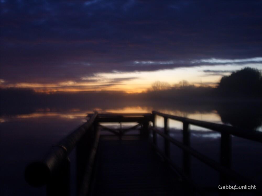 Mystic Light by GabbySunlight