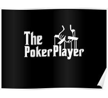 The Poker Player Poster