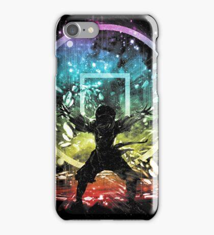 earth storm v2 iPhone Case/Skin