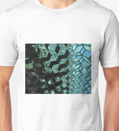 Harpa Puzzle Unisex T-Shirt