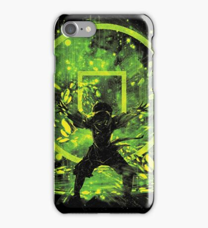 earth storm iPhone Case/Skin