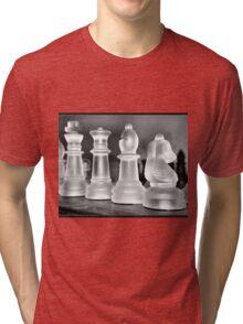 Chess Tri-blend T-Shirt