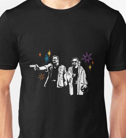 Big Lebowski Dude Fiction Unisex T-Shirt