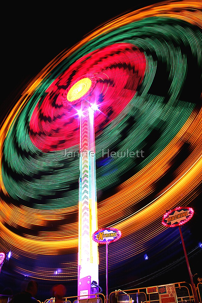 Speed by Janine  Hewlett