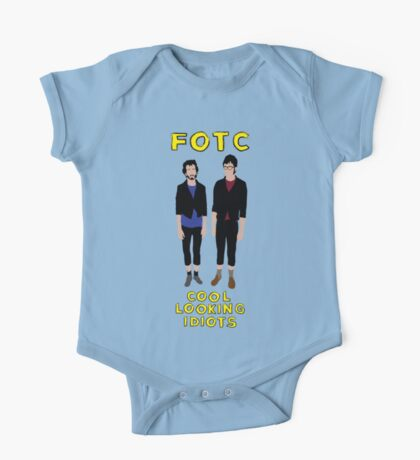 FOTC - Cool Looking Idiots One Piece - Short Sleeve