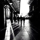 Gunwharf Stroll by mikebov