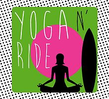 Yoga n' Ride by yoganride