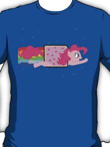 Nyan Cat-Pinkie Pie T-Shirt