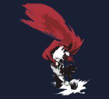 Thor - Demigod by PagingDrLockart