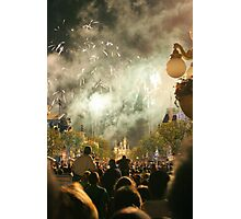NEW YEARS EVE Photographic Print