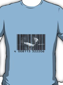 Prisoner Barcode T-Shirt