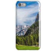 Dolomites iPhone Case/Skin