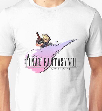 final fantasy vii | pink Unisex T-Shirt