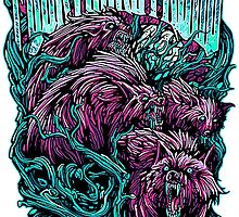 Four Year Strong - Wolves by FoolishSamurai