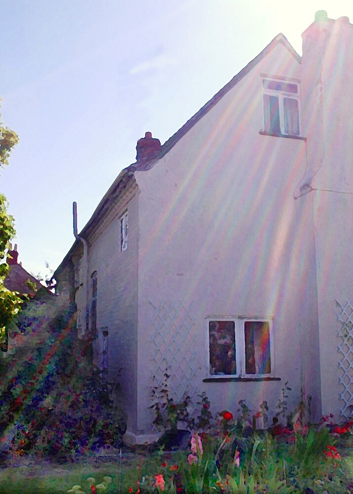 Butter Cottage by Allan Gowen