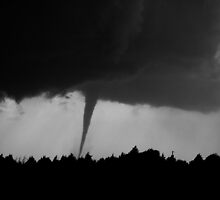 Oklahoma Tornado by Brian Barnes StormChase.com