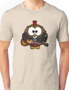 Punk Owl Unisex T-Shirt