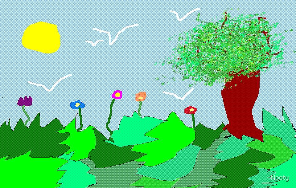 Garden by Nooty