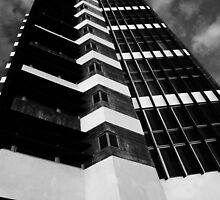 Price Tower - Frank Lloyd Wright by Brian Barnes StormChase.com