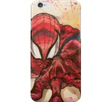 Hey Spidey  iPhone Case/Skin