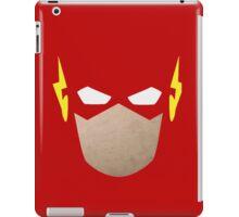 DC Comics: The Flash (Minimalist) iPad Case/Skin