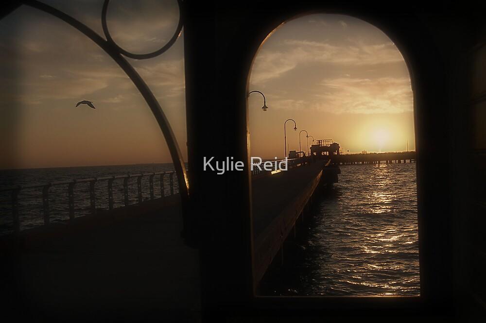 St Kilda Pier by Kylie Reid