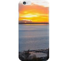East Yorkshire Sunset iPhone Case/Skin