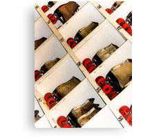 rollers Canvas Print