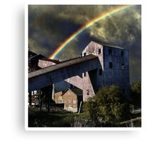 old east perth power station Canvas Print