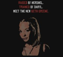 The New Beth Greene. by schmaslow