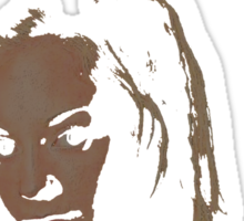 The New Beth Greene. Sticker