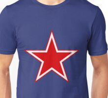 Roundel of the Soviet Air Force Unisex T-Shirt