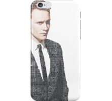 Thomas William Hiddleston iPhone Case/Skin