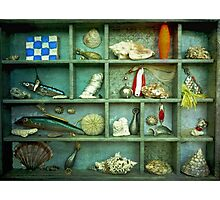 Tackle Box Photographic Print