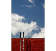 Humpty's Ladder Photographic Print