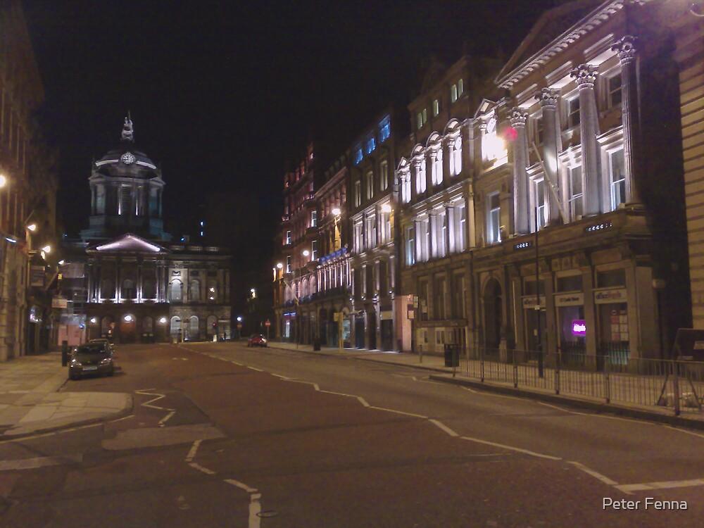 Castle Street by Peter Fenna