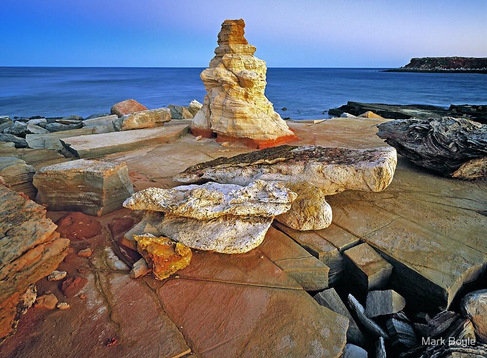 Cape Leveque Rockform #1 by Mark Boyle
