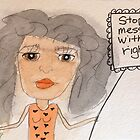 My Rights by Debby Yaconetti