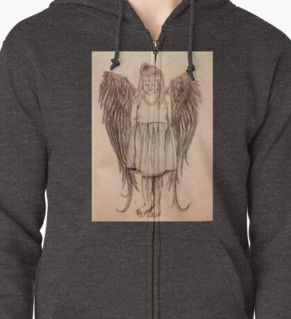 Class of Angels Zipped Hoodie