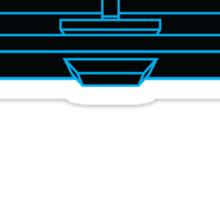 Recognizer Blue Sticker