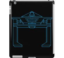 Recognizer Blue iPad Case/Skin