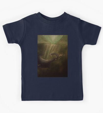 The Legend of Nessie Kids Tee