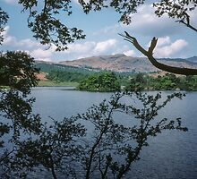 Lake Windermere at Troutbeck England 198405190019m  by Fred Mitchell