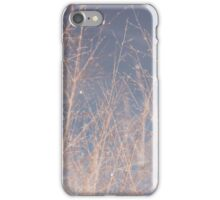 peaceful tree iPhone Case/Skin