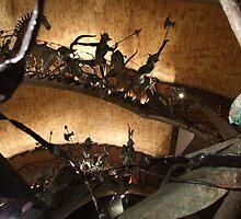 Resort Staircase Decoration by digitalglare