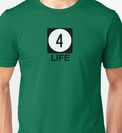 Route 4 Life Root for Life - New Jersey Unisex T-Shirt